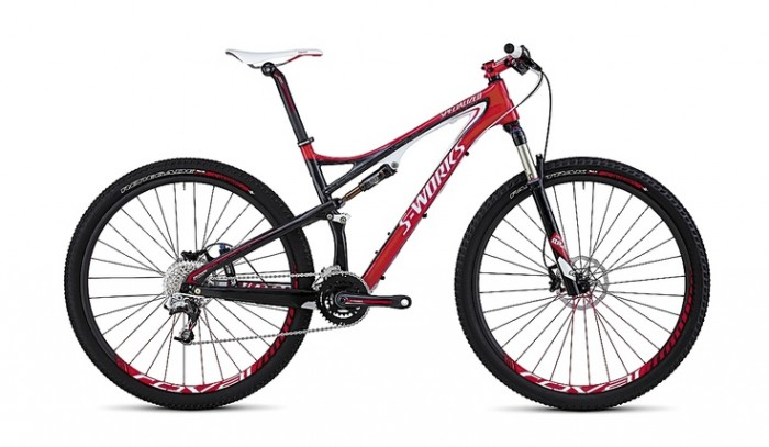 Specialized - S-Works Epic 29 '12 with Carbon Frame for XC